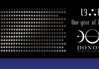 SABATO 13 DICEMBRE – ONE YEAR OF DONOMA