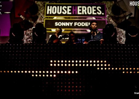 HOUSE HEROES – SONNY FODERA 25.01.2015