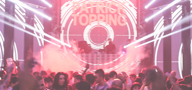 HOUSE HEROES w/ PATRICK TOPPING 08.11.2015