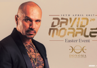 DOMENICA 16.04.17 – DONOMA PRESENTS: DAVID MORALES
