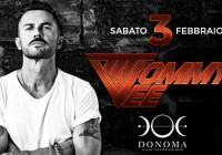 SABATO 3.02.2018 – DONOMA PRESENTS: TOMMY VEE