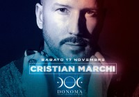 SABATO 17.11.2018 – SPECIAL GUEST DJ: CRISTIAN MARCHI