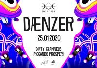 Dænzer at Donoma Club – 25.01.2020